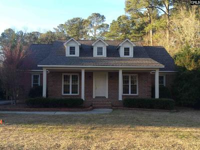 Columbia Single Family Home For Sale: 624 Hampton Trace