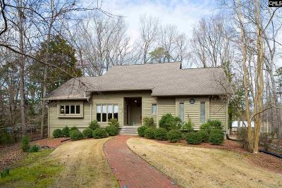 Lexington County, Newberry County, Richland County, Saluda County Single Family Home For Sale: 920 Overlook