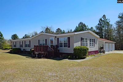 Kershaw County Single Family Home For Sale: 315 Watts Hill