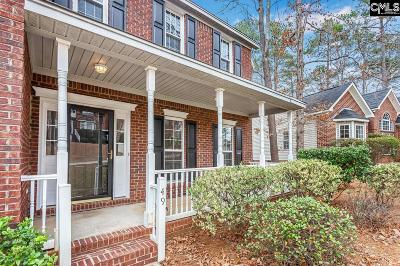 Columbia Single Family Home For Sale: 49 Groves Wood Ct