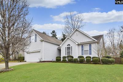 Irmo Single Family Home For Sale: 2 Harlan