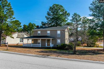 West Columbia Single Family Home For Sale: 241 City View