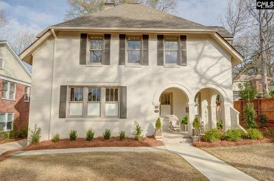 Single Family Home For Sale: 1625 Hollywood