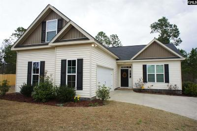 Kershaw County Single Family Home For Sale: 140 Abbey