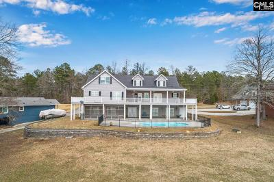 Wateree Hills, Lake Wateree, wateree keys, wateree estate, lake wateree - the woods Single Family Home For Sale: 2179 Lakeshore