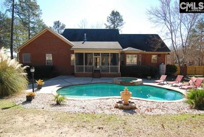 Blythewood Single Family Home For Sale: 111 Winding Oak