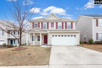 Columbia Single Family Home For Sale: 154 Chatham