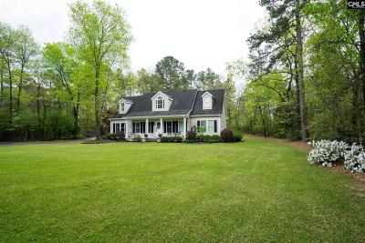 Batesburg Single Family Home For Sale: 330 Old Chalk Bed