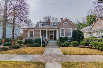 Columbia Single Family Home For Sale: 2820 Blossom