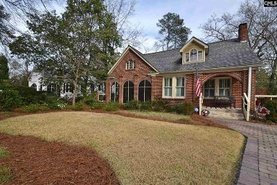 Single Family Home For Sale: 712 Kawana