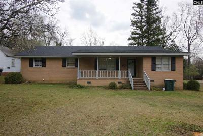 Orangeburg Single Family Home For Sale: 410 Wannamaker