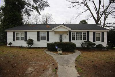 Orangeburg Single Family Home For Sale: 910 Berry