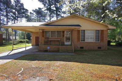 Orangeburg Single Family Home For Sale: 1172 Wisteria