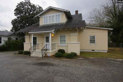 Orangeburg Single Family Home For Sale: 2128 Russell