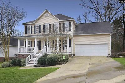 Irmo Single Family Home For Sale: 323 Amberwood