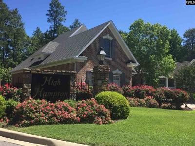 Columbia Single Family Home For Sale: 101 High Hampton