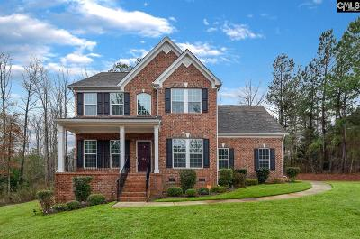 Blythewood Single Family Home For Sale: 86 Roundtree