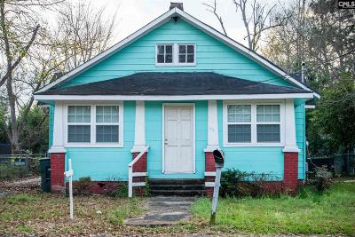 Orangeburg Single Family Home For Sale: 176 Clarendon
