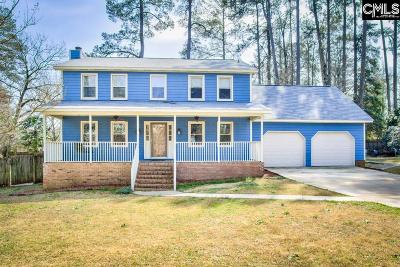 Nursery Hill Single Family Home For Sale: 110 Greenhouse