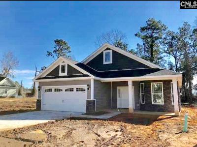 Orangeburg Single Family Home For Sale: 114 Willow Bay
