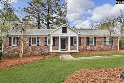 Columbia Single Family Home For Sale: 6470 Bridgewood