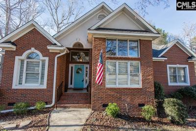 Irmo Single Family Home For Sale: 17 Cape Lookout