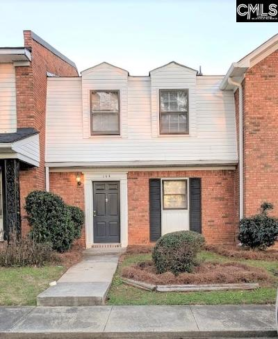 Lexington County, Richland County Townhouse For Sale: 144 Jefferson