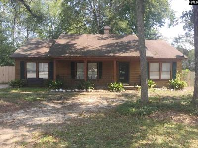 Irmo Single Family Home For Sale: 300 Milway