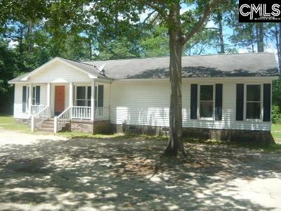 Lugoff Single Family Home For Sale: 912 Oak