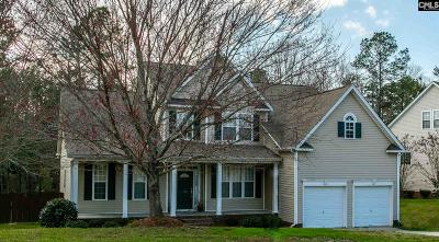 Irmo Single Family Home For Sale: 117 Hearthwood