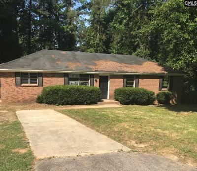 Columbia Single Family Home For Sale: 1120 Crane Church