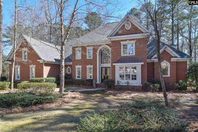 Lexington County, Richland County Single Family Home For Sale: 18 Jacobs Mill