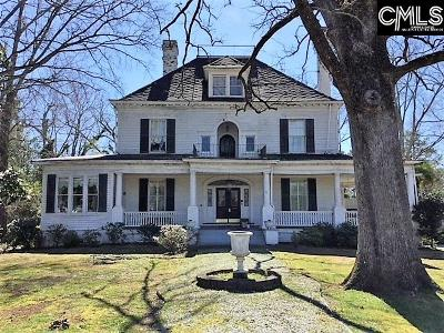 NEWBERRY Single Family Home For Sale: 1804 Main