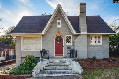 Single Family Home For Sale: 113 S Pickens
