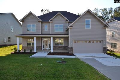 Irmo Single Family Home For Sale: 4 Amberview