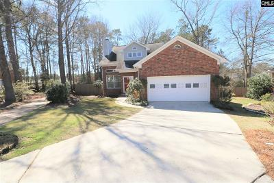 Irmo Single Family Home For Sale: 18 Cape Flattery