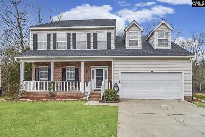 Irmo Single Family Home For Sale: 316 Misty Glen