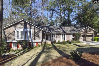 Single Family Home For Sale: 6025 Robinwood