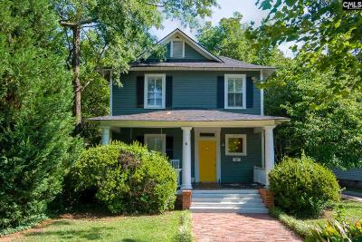 Single Family Home For Sale: 2715 Lee