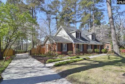 Single Family Home For Sale: 3606 Greenleaf