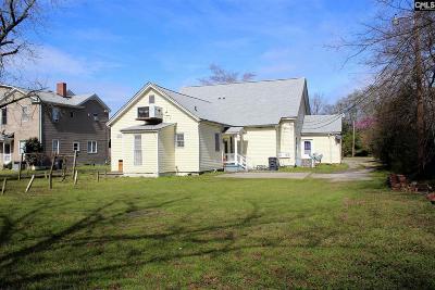 Batesburg Multi Family Home For Sale: 424 W Railroad Ave