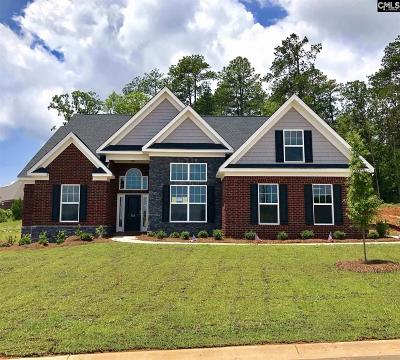 West Columbia Single Family Home For Sale: 351 Congaree Ridge