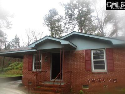 Orangeburg Single Family Home For Sale: 405 Beason