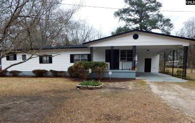 Lugoff Single Family Home For Sale: 68 Baker
