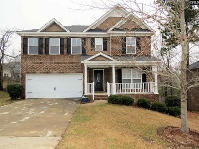 Columbia Single Family Home For Sale: 317 Red Tail