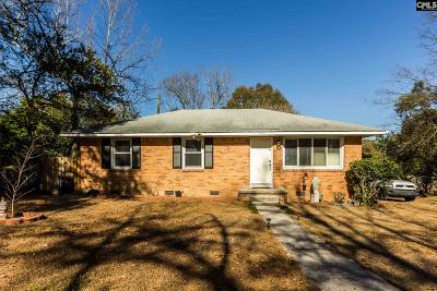 Single Family Home For Sale: 2440 Paxton