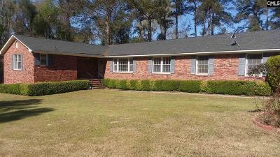 Columbia Single Family Home For Sale: 6549 Winyah