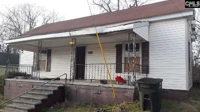 Newberry County Single Family Home For Sale: 49 Central