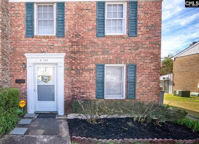 Columbia SC Townhouse For Sale: $55,000