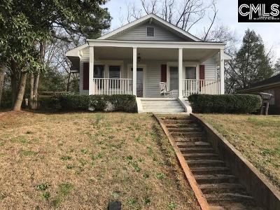 Newberry County Single Family Home For Sale: 502 O'neal